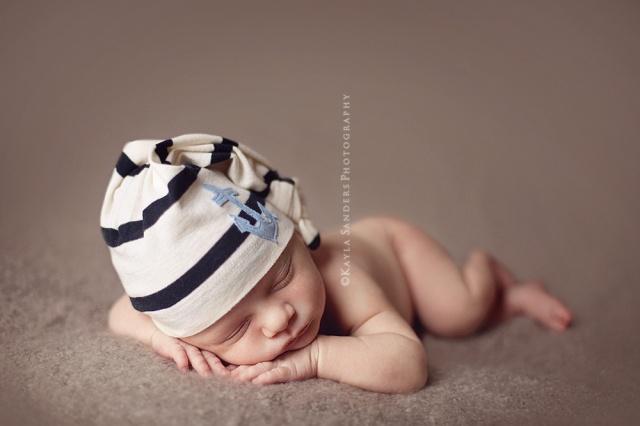 Oklahoma city newborn photographer