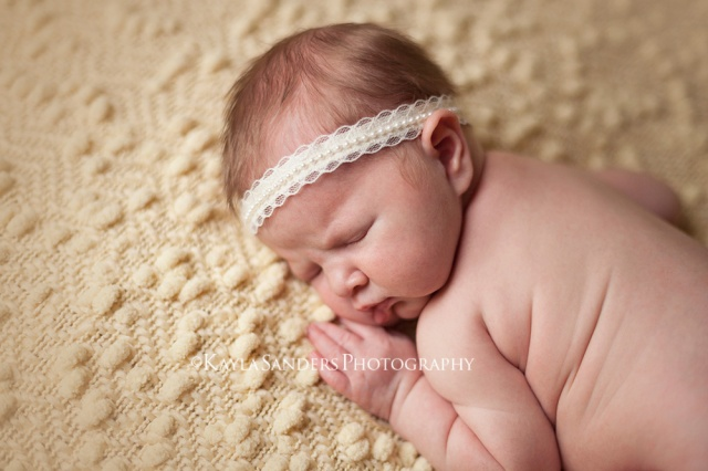 Clinton, Oklahoma newborn photography
